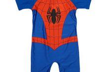 Spiderman tuotteet lapsille