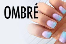 Ombré Nail Art & Nail Designs