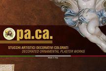 COLOURED CATALOG 2014 / COLOURED CATALOG 2014 PA.CA. srl - Italy www.paca.re.it