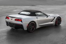 2016 Corvette Stingray & Z06 Introduction / See official General Motors pictures of the 2016 Corvette Stingray and Corvette Z06 / by Kerbeck Corvette