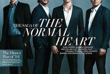 Mark Ruffalo nas capas de revistas