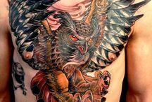 Tattoos + body art