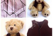Teddy Bear Fashion