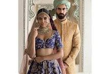 Sabyasachi Udaipur Collection- Spring Couture / Sabyasachi Mukherjee's beautiful floral spring couture 2017 collection.Udaipur collection by Sabyasachi has the signature trend of Sabyasachi Mukherjee but with added oomph and subtle vintage glamour.