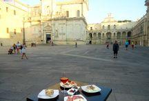 Aperi-cena in Piazza Duomo