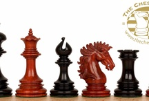 Wood Chess Sets / Established in 1999, The Chess Store, Inc. is the world's leading chess retailer specializing in fine Staunton wood chess sets along with thousands of other chess products. Our exclusive chess set designs, large selection of high quality products, unmatched value, and excellent customer service are our trademark. We are continuously developing new and exciting products to promote the game of chess and meet the needs of chess players around the world.  http://www.thechessstore.com - 888.810.2437