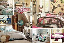 Teenage girls room / by Gloria Ancillotti-Shoff
