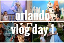 Orlando Vlogs / A collection of our Blogs from Orlando
