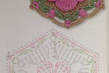 Mandala szydelkowa