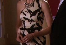 Lily van der Woodsen Gossip Girl / Lily van der Woodsen / Bass fashion and hair