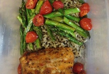 Isaeating / Isagenix ideas / by TGH