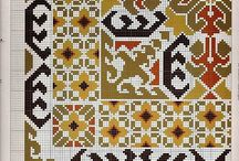 needlepoint cushion patterns