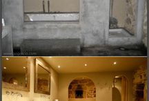 OUR HOUSES - Before & After