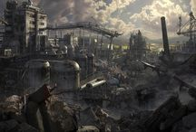 Post-Apocalyptic Worlds