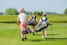 Golf for Kids / We provide golf lessons for kids and a family golf league