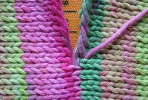 craft ideas - yarn related / by Carrie Hartshorn