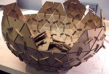 triangles fabrication