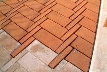 Bricks patern