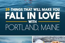 Maine / Places to see, things to do, all about Maine.
