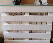 Cubierta del radiador