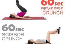 ejercicio estomago