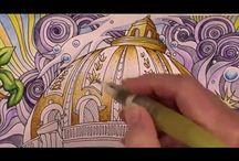 colouring tutorials