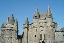 Zamki i pałace Francji