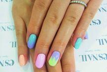Nails, hair & beauty <3