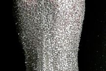 Swarovski crystals dress
