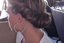 Allyson Brooks hair