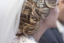 IB - HAIR / All our beautiful brides. Hair and make up done by our stylist.