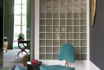 glassbricks in interiors