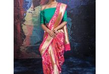 Blouses for my Sarees