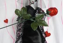 Steam Punk Rock Gothic Burlesque Beauty