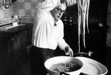 Vintage Pasta Photos
