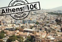 Cheapest European Summer Destinations / There are a lot of Cheap European Summer Destinations! You just have to know which destination to pick to travel on budget, and which city you should completely avoid. We at Gomio collected for you the 18 cheapest European Summer Destinations for under 10€! You will see that it doesn't take a lot of money to get to know the continent of Europe.  http://www.gomio.com/blog/index.php/cheapest-european-summer-destinations-hostels-10e-bookings/