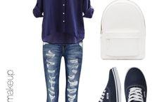 outfit inspiración