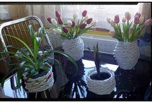 Vázák és kaspóim