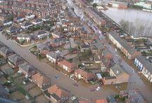 North of England Floods December 2015