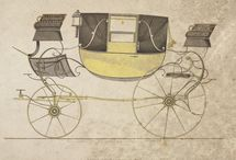 Historical Transportation / Various modes of travel through the ages