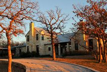 Horse Ranch Design: Wise County / This ranch was founded as a premier private dressage training and breeding facility. The picturesque 630-acre equine ranch is located in the rolling hills of North Texas, an hour northwest of Fort Worth.