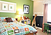 Renovate :: Boy's Bedroom / by Traci Anderson