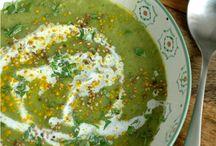 Soupe/potage