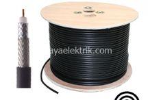 Kabel RG6 Merk Spectrum / Nama Product :RG6 Coaxial Cable ( Tunggal )  Spesifikasi      : 90% Alumunium Braid  Panjang          : 300 Meter / Drum  Berat              : 14 Kg  Ukuran           : 29 x 29 x 29 Cm  Warna            : Hitam ( Black )