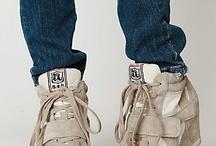 Shoes / by Marielle Baun