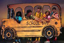 autobus carton