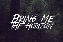 Bring me the horizon/ Oliver Sykes / my favorite rock band