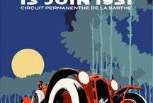Carteles Le Mans