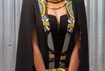 #African pattern and fashion trends
