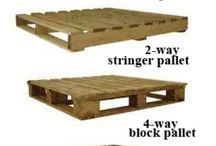 Woodworks - Pallets / by Angelina Preeper